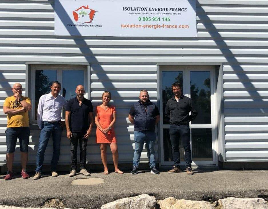 Expert isolation énergie France spécialiste mousse polyuréthane