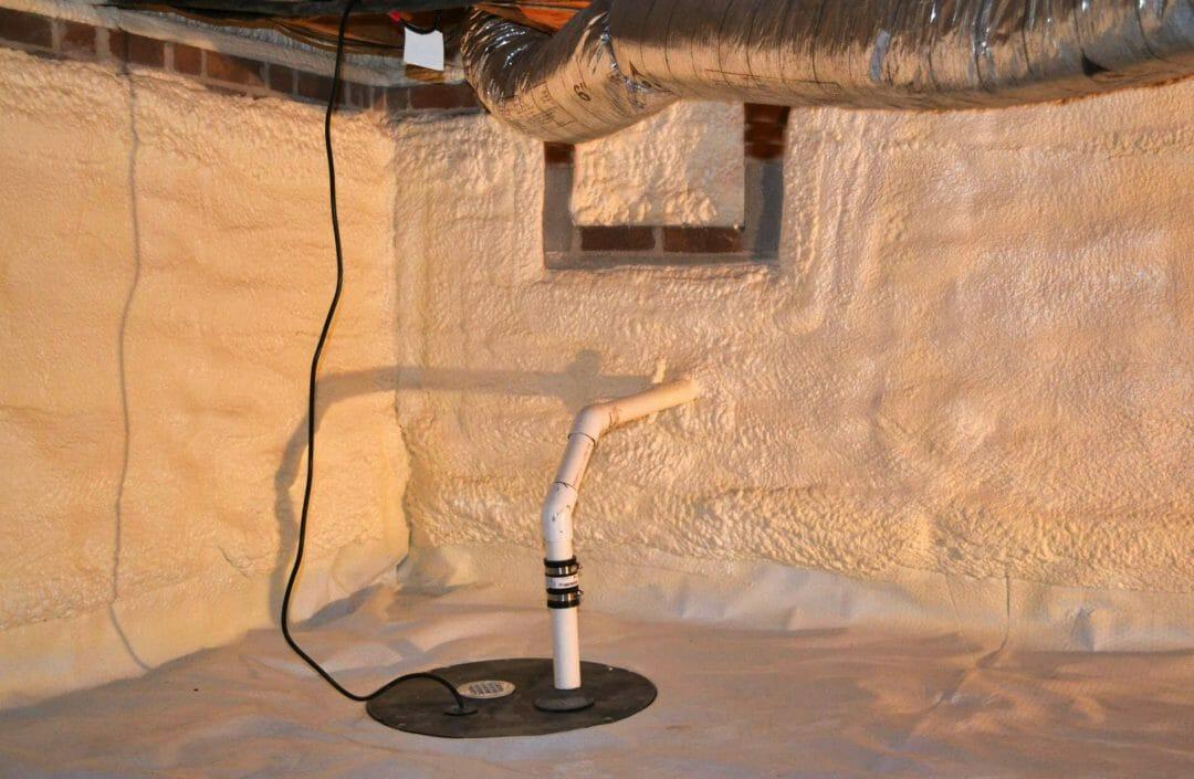 Isolation thermique mousse PUR utilisation
