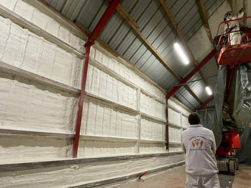 isolation hangar france