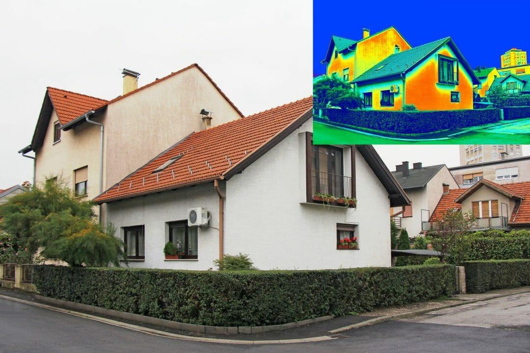 Isolation thermique maison des murs pour 1 euro